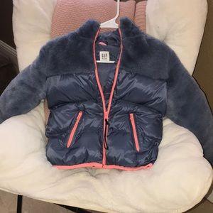 Gap kids winter puff jacket!